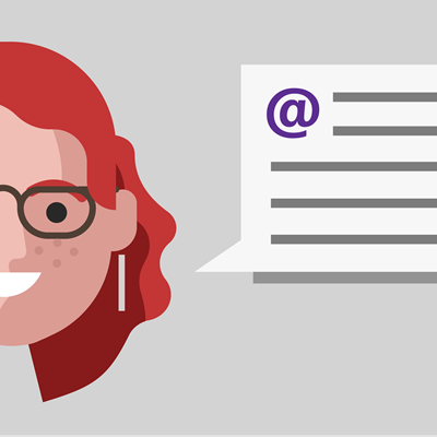 Learn about Linda's story about working with comments.