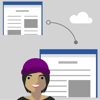 Learn how Inga reverts back to a version of her file without mistakes.